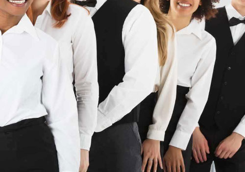 Looking for What does hospitality Uniform Include? Here you can have quick overview